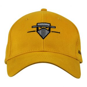 Yellow Classic Cotton Baseball Cap