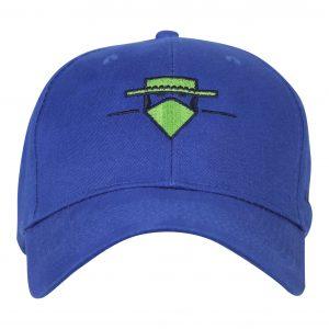 Blue Classic Cotton Baseball Cap